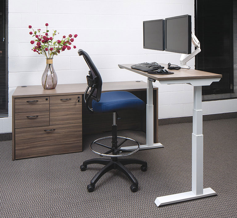 Electric Height Adjustable Office Desks