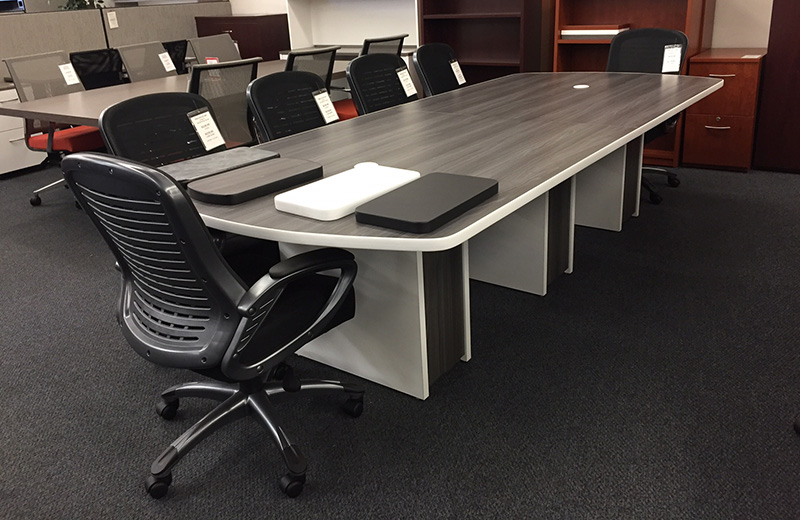 Conference Room Furniture New Used Los Angeles CA - Conference room table set up