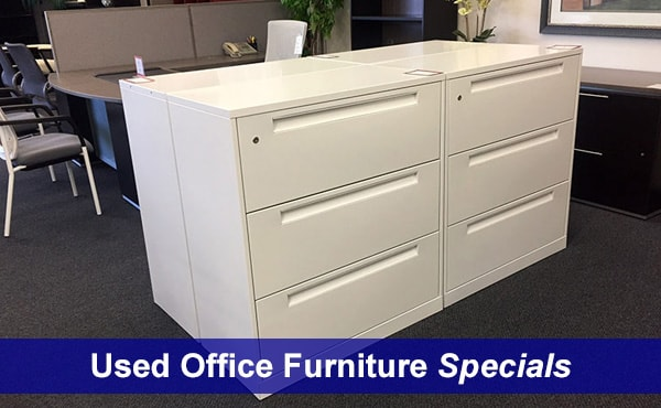 Used Office Furniture - Los Angeles, CA