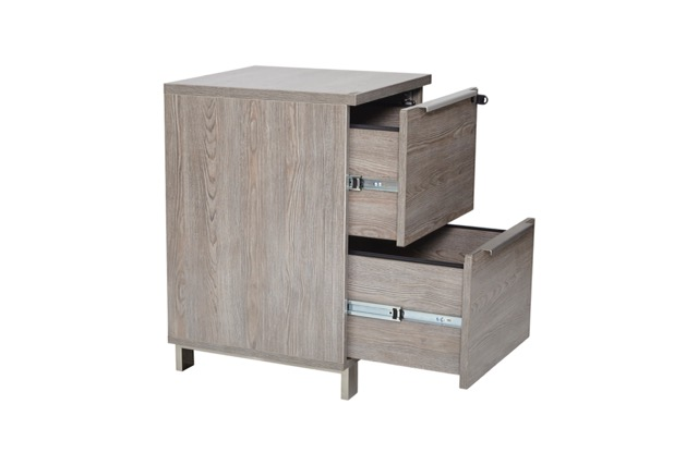 Kalmar by Unique  Office Solutions - Mobile 2-Drawer Pedestal