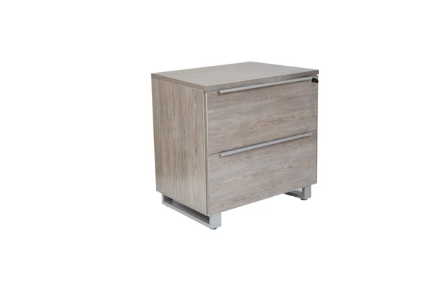 Kalmar by Unique Office Solutions Desk - 2-drawer lateral file