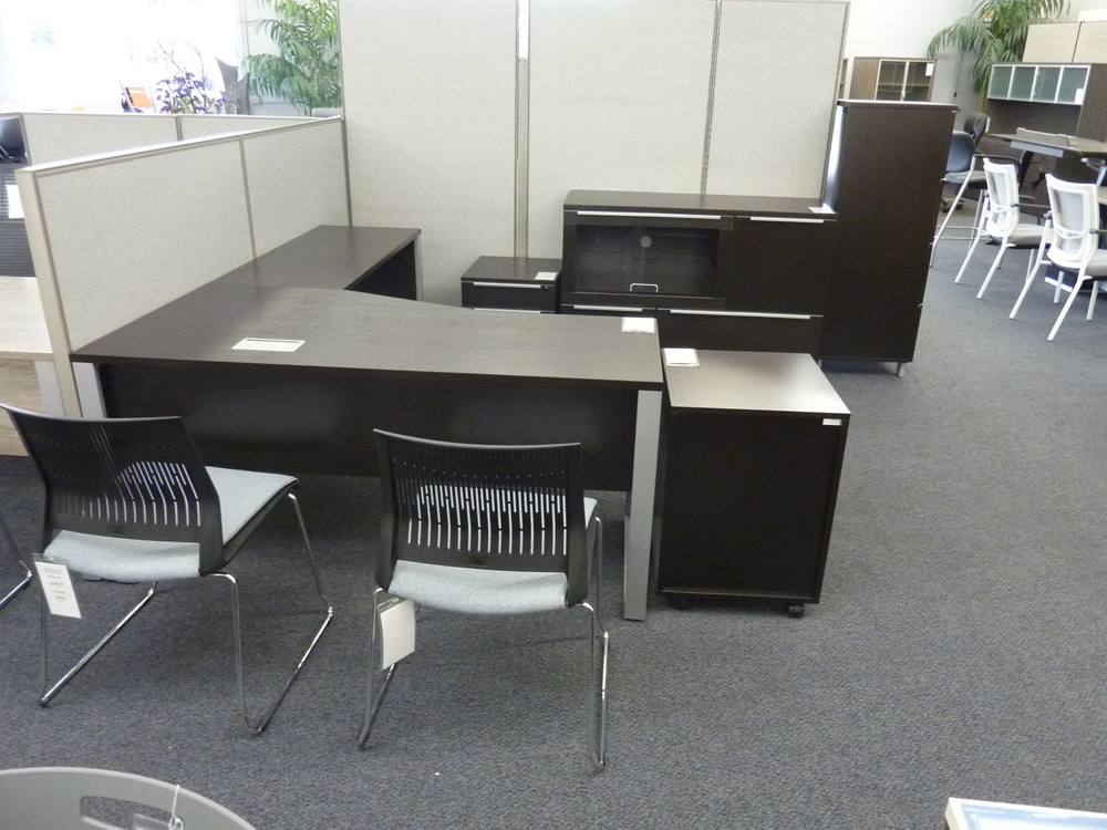 Office Solutions Desk - front view