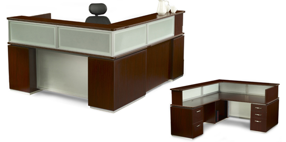 Canyon Series Reception Area Furniture