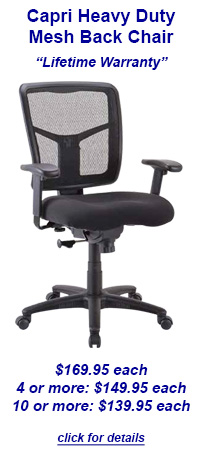 ProPosture Featured Office Chair - Model f-601-2