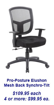 ProPosture Featured Office Chairs