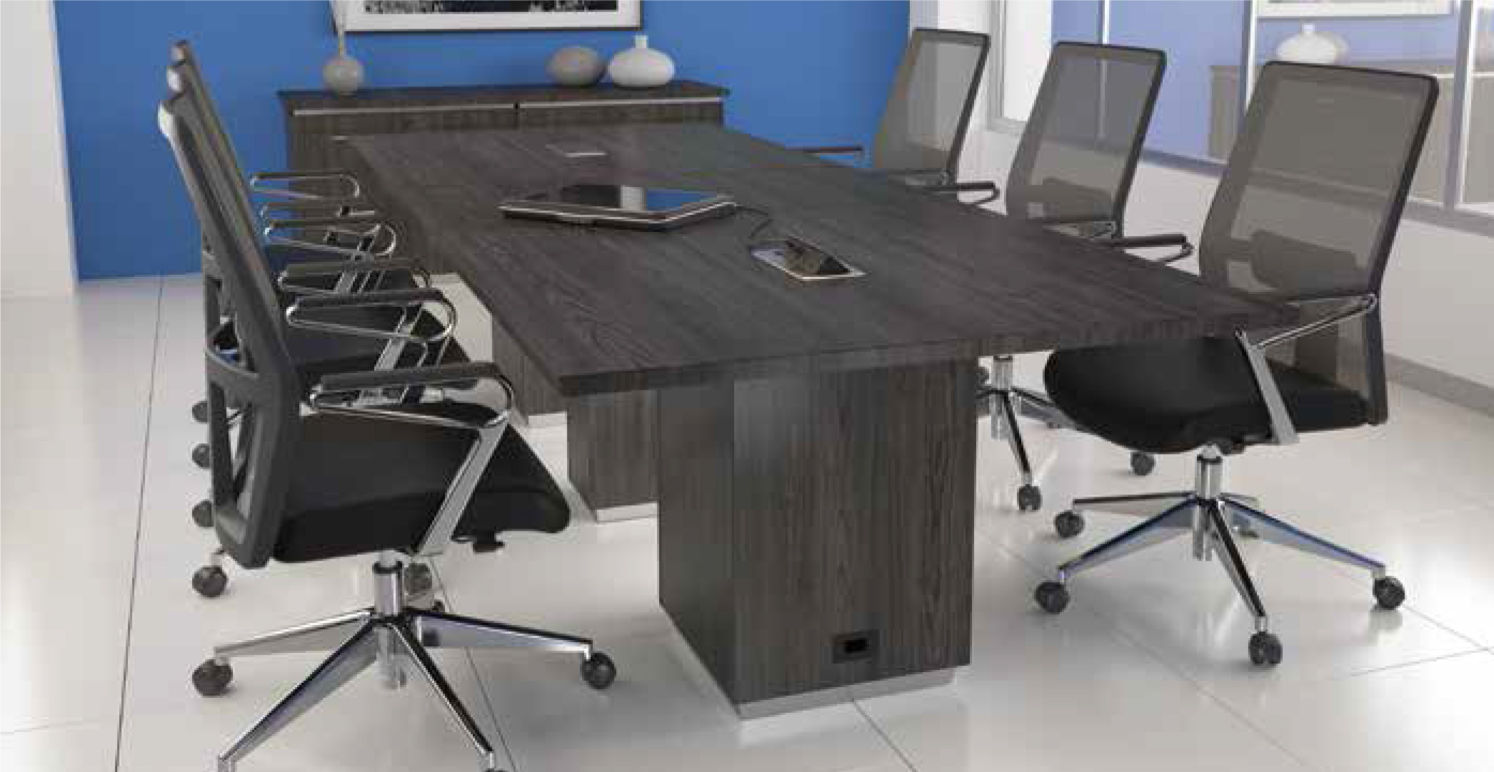 Tuxedo conference tables - custom conference tables in Los Angeles