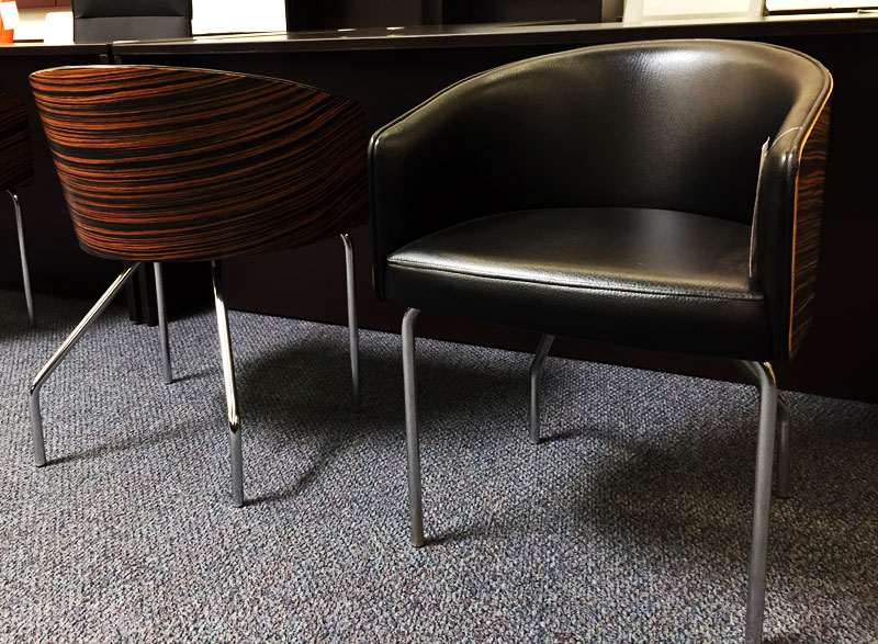 Cape Contract Furniture Albert Series Chair - gently used office chairs