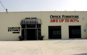 BKM Office Furniture Storefront - New and Used Office Furniture in Commerce, CA