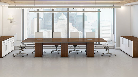 Conference Room Furniture New Used Los Angeles CA - Used conference room table and chairs