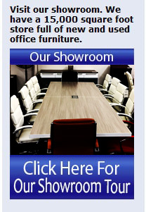 Visit the BKM Office Furniture 15,000 Sq Ft Showroom