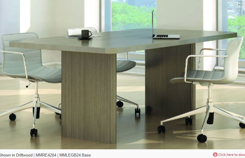 Los Angeles Conference Tables & Training Desks - Model# CT01