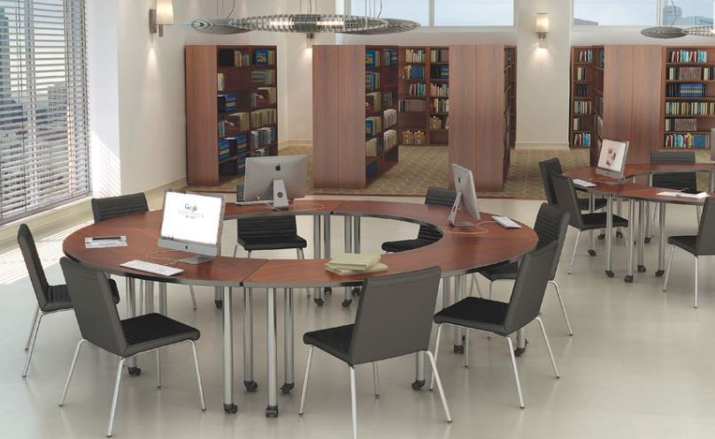 Los Angeles Conference Tables & Training Desks - Model# CT06