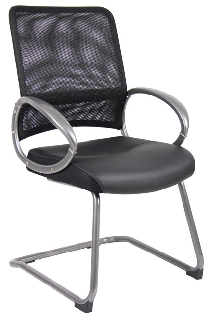 Los Angeles Cheap and Quick Office Furniture - Model# CQ Guest Chair 4 - $99.95, 6 or more $89.95