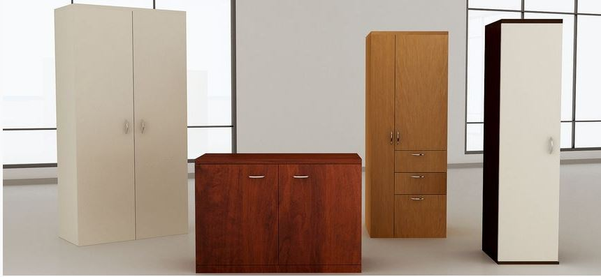 Los Angeles New and Used Filing Cabinets and Office Storage - Model# FS01