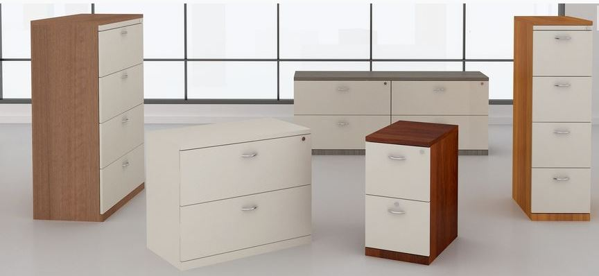 Los Angeles New and Used Filing Cabinets and Office Storage - Model# FS02