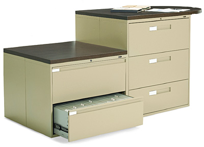Los Angeles New and Used Filing Cabinets and Office Storage - Model# FS08