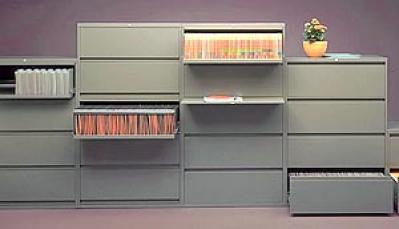 Los Angeles New and Used Filing Cabinets and Office Storage - Model# FS13